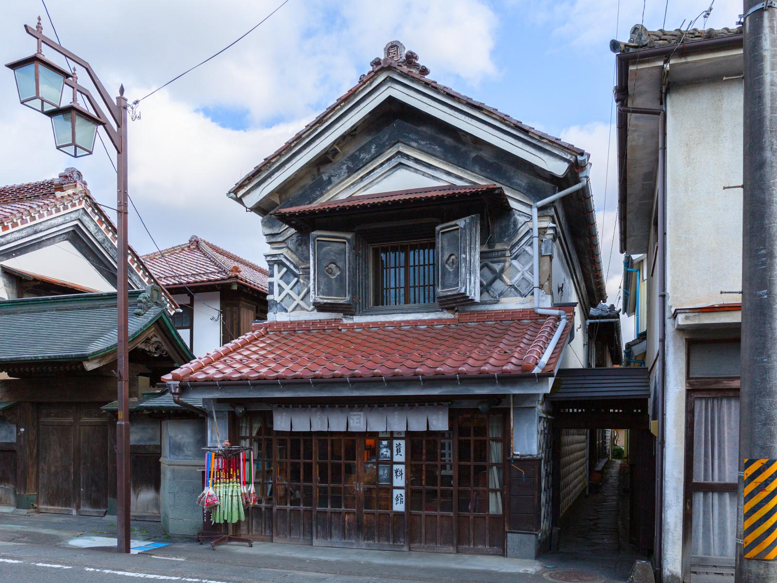 村田町かねしょうの時館(かねしょう商店) Kanesho no Jikan