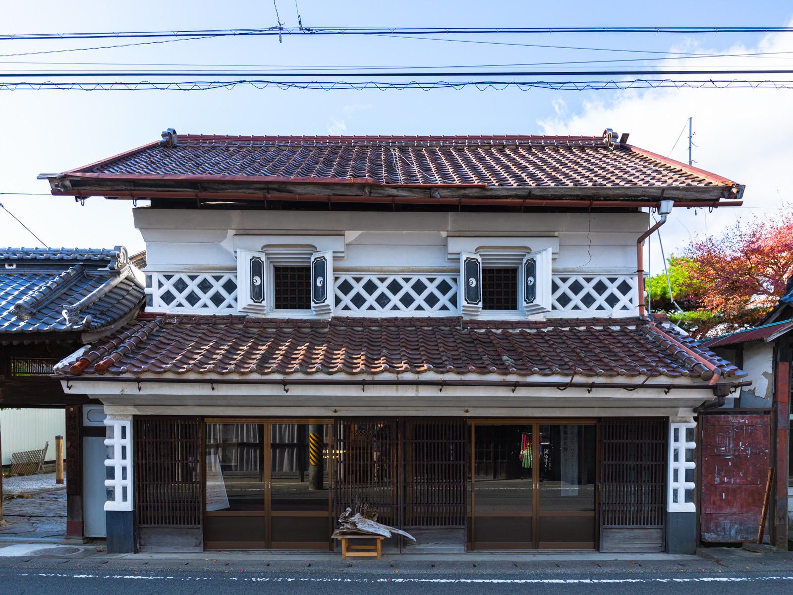 村田町かねしょうの時館(かねしょう商店)
