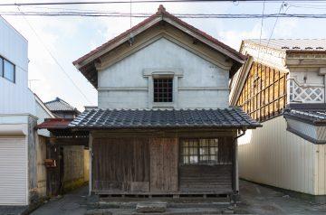 村田町塗屋造